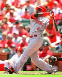 Brandon Phillips 2012 Action Photo