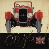 British Race I Posters par Antonio Massa