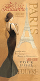 Ladies of Paris I Prints by Albena Hristova