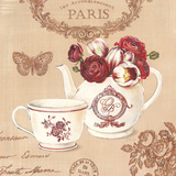 Parisian Flowers II Prints by Stefania Ferri