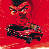 Diabolik: Jaguar Posters by Sergio Zaniboni
