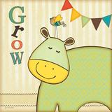 Grow, på engelsk Plakater af Jo Moulton
