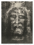 Shroud of Turin Art by Secondo Pia