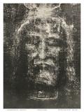 Shroud of Turin Art by Secondo Pia