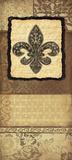Fleur De Lis II Prints by Jo Moulton