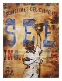 Believing Is Seeing Giclée-Druck von Rodney White