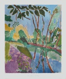 La Berge Collectable Print by Henri Matisse
