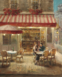 Paris Cafe II Prints by Danhui Nai
