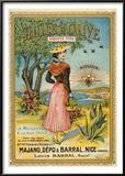 Huile Olive Prints