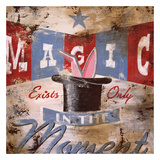 Rodney White - Magic Moment Digitálně vytištěná reprodukce