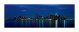 Toronto Blue, Ontario Prints by Dermot O&#39;Kane