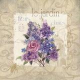 Le Jardin Prints by Carol Robinson