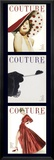 Couture Panel Affiches