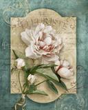 Le Fleuriste Print by Conrad Knutsen