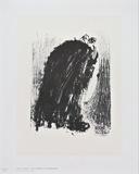 Head of a Woman Samlertryk af Pablo Picasso