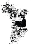Jax Teller Piston WallJammer Wall Decal