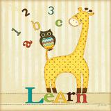 Learn Poster von Jo Moulton