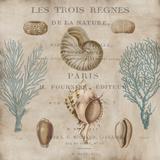 Le Mer II Print by Deborah Devellier