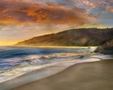 Malibu Sun Kunst af Mike Calascibetta
