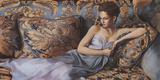 The Duchess Kunstdrucke von Ron DiScenza
