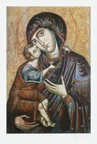 The Madonna of Zvonik Prints