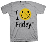 Rebecca Black - Smiley Friday Tshirt