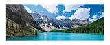 Moraine Lake, Alberta Print by Dermot O'Kane