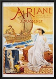 Ariane Print by Massenet