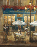 Paris Cafe I Print by Danhui Nai