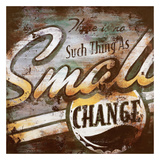 Small Change Giclee Print by Rodney White