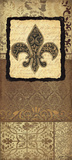 Fleur De Lis Prints by Jo Moulton