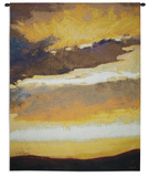 Cloud Fragment Wall Tapestry by Ken Elliott