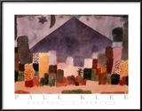 Paul Klee Harmony Art Print Poster Prints