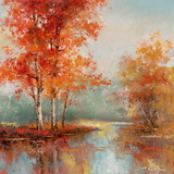 Autumn's Grace I Prints by T. C. Chiu