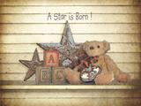 A Star Is Born Print by Jo Moulton