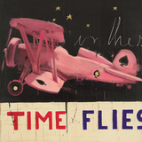 Time Flies Prints by Antonio Massa