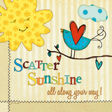Sunshine Prints by Jo Moulton