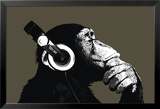 The Chimp-Stereo Poster
