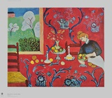 The Red Chamber Collectable Print by Henri Matisse