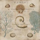 Le Mer I Prints by Deborah Devellier