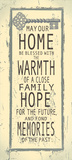 Warmth of Home Poster by Jo Moulton