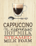 Cappucino Posters by Marco Fabiano