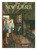 The New Yorker Cover - March 23, 1963 Regular Giclee Print by Arthur Getz