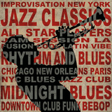 Jazz I Prints by Luke Wilson