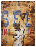 Believing Is Seeing Giclée-Druck von Rodney White