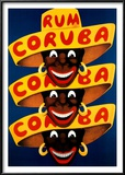 Rum Coruba Poster