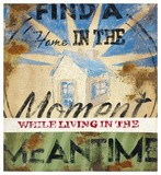 Rodney White - In The Meantime Digitálně vytištěná reprodukce