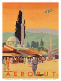 Aeroput Yugoslavia c.1930s Posters by  Marcovic