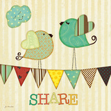 Share Art by Jo Moulton