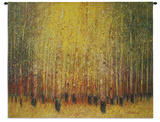 Aspen Glow Wall Tapestry by Gary Max Collins